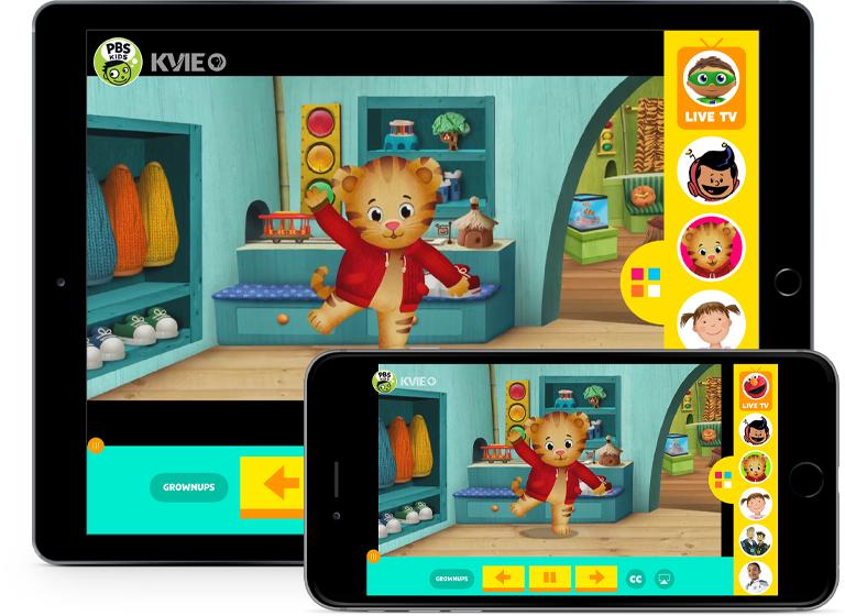 PBS Kids App for iOS