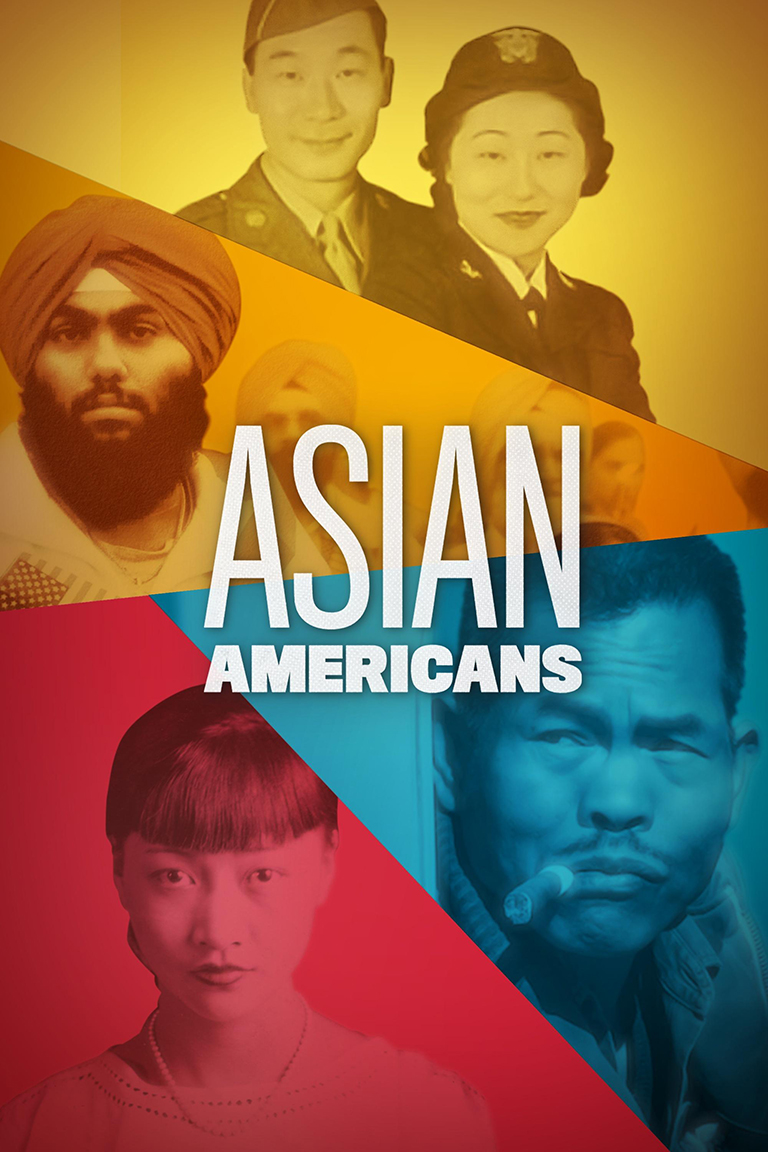 Asian Americans Poster