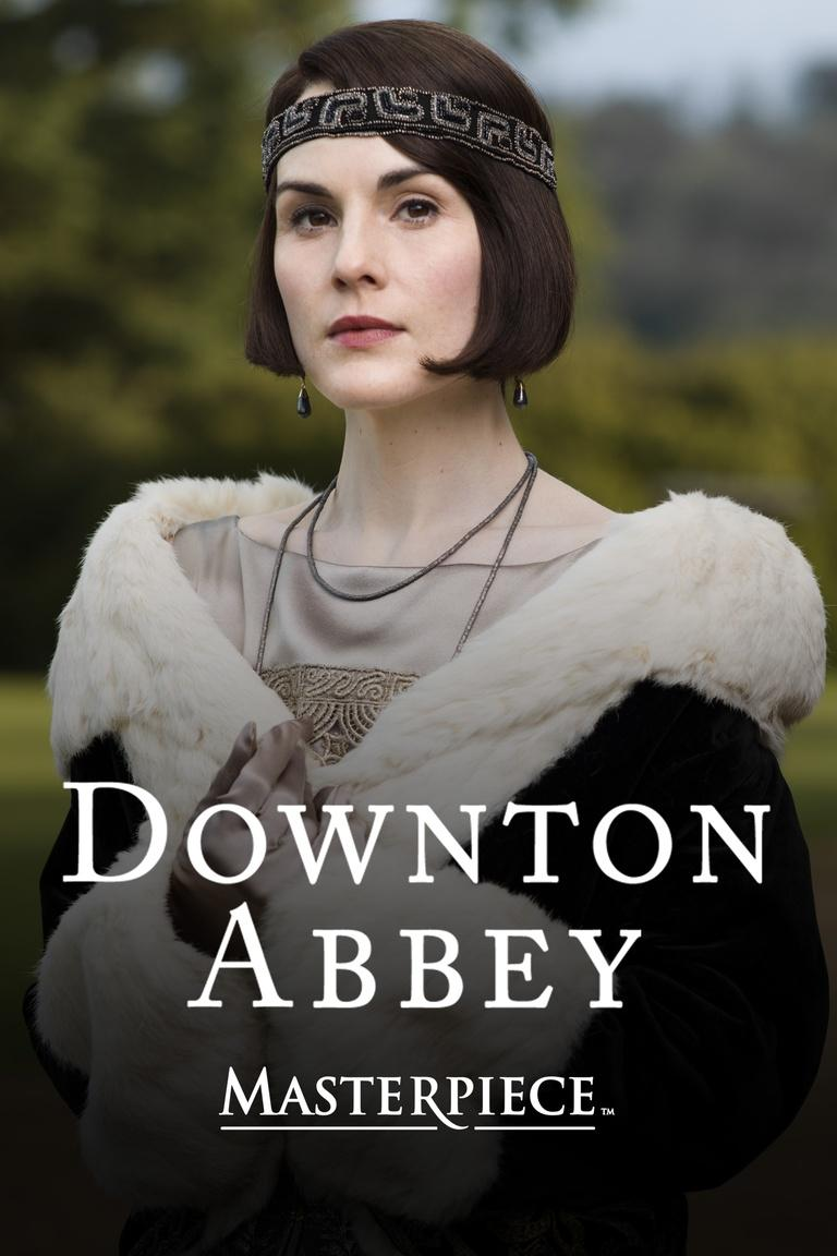 Masterpiece: Downton Abbey Poster
