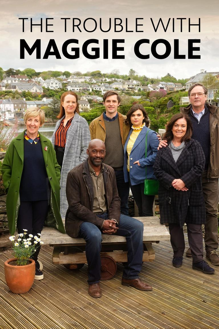 The Trouble With Maggie Cole Poster